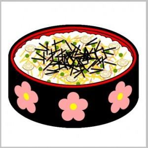 ひな祭り ちらし寿司 由来
